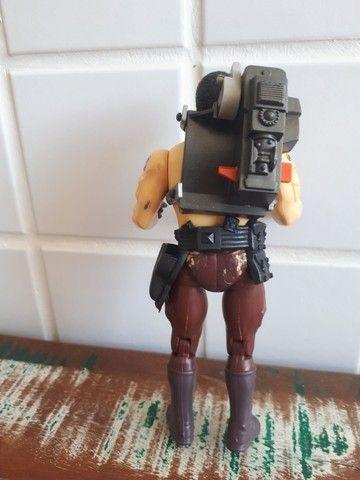 Turbo da linha Rambo! Raro brinquedo dos anos 80 - Foto 2