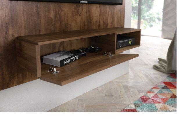 Painel para sala de estar com design inovador NOVO!! *Aceitamos Picpay - Foto 2