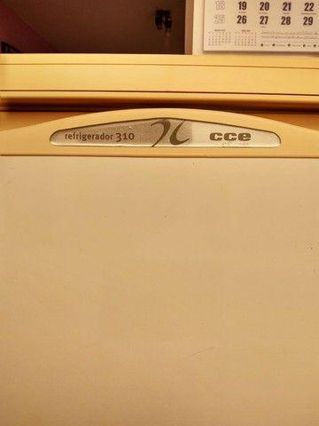 Refrigerador CCE 310 litros ( usado ) - Foto 2
