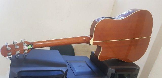 Violão elétrico Strinberg modelo ASF 62C - Foto 5