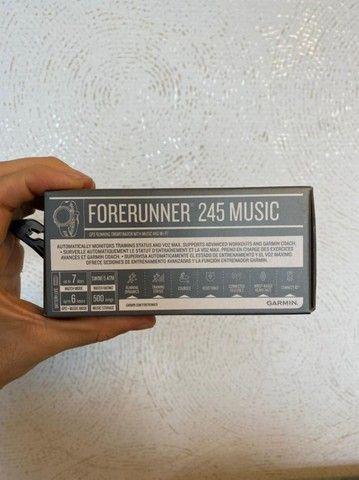 Garmin Forerunner 245 Music- Garantia Garmin de 12 meses - Novo - Lacrado na caixa - Foto 2