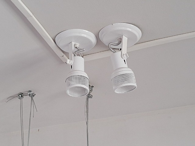 Luminária com bocal em Alumínio - Foto 2