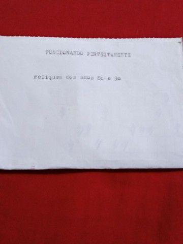 Máquina de escrever portátil olivetti 82 - Foto 4