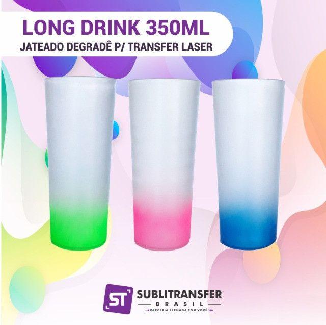 Copo long drink com preço direto de fábrica (Produto sem personalização) - Foto 3