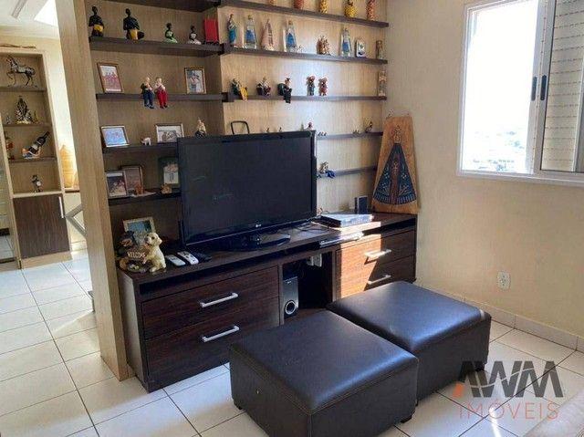 Apartamento Duplex com 2 dormitórios à venda, 79 m² por R$ 420.000,00 - Setor Oeste - Goiâ - Foto 3