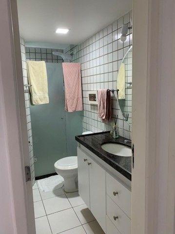 Apartamento em Boa Viagem, lindo, com 3 quartos, 2 vagas e vista mar. - Foto 18