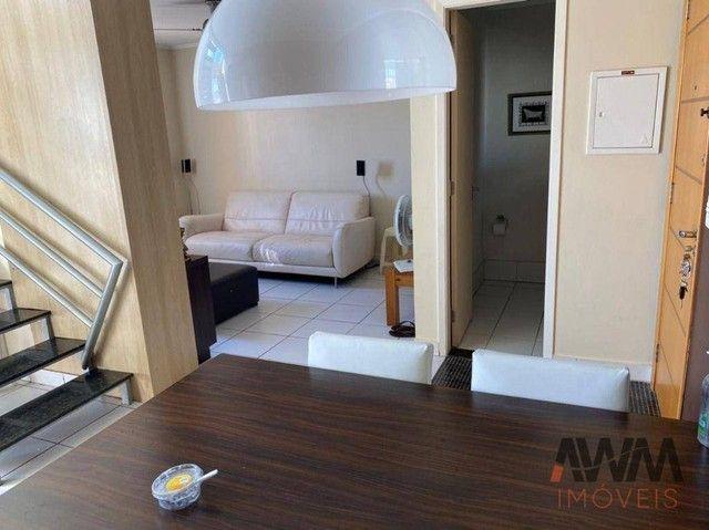 Apartamento Duplex com 2 dormitórios à venda, 79 m² por R$ 420.000,00 - Setor Oeste - Goiâ - Foto 5
