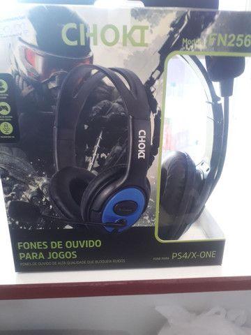 Caixinhas de som e fones de ouvido - Foto 2