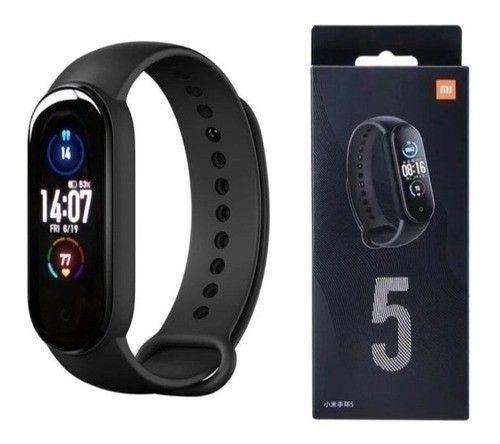 Relogio Smartwatch Mi Band 5 Pulseira Xiaomi Global Novo