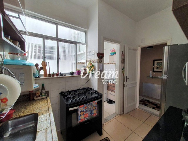 Apartamento com 3 dormitórios à venda, 70 m² por R$ 340.000,00 - Alto - Teresópolis/RJ - Foto 8
