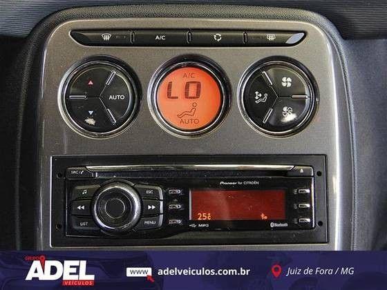 C3 2013/2013 1.6 EXCLUSIVE 16V FLEX 4P AUTOMÁTICO - Foto 11