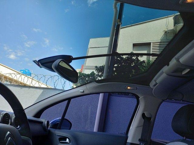 C 3 EXCLUSIVE AUTOMATICO  1.6 FLEX COMPLETO  ANO 2017 - Foto 5