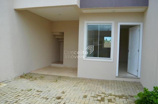 Casa para alugar com 3 dormitórios em Oficinas, Ponta grossa cod:390913.001 - Foto 2