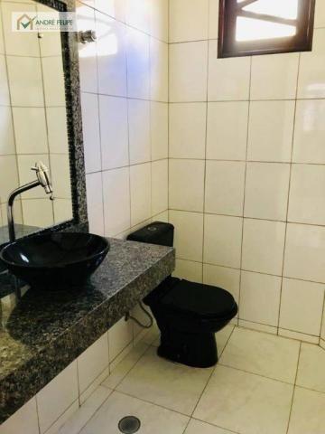 Casa com 5 dormitórios para alugar, 300 m² por R$ 2.700,00/mês - Novo Horizonte - Arapirac - Foto 17