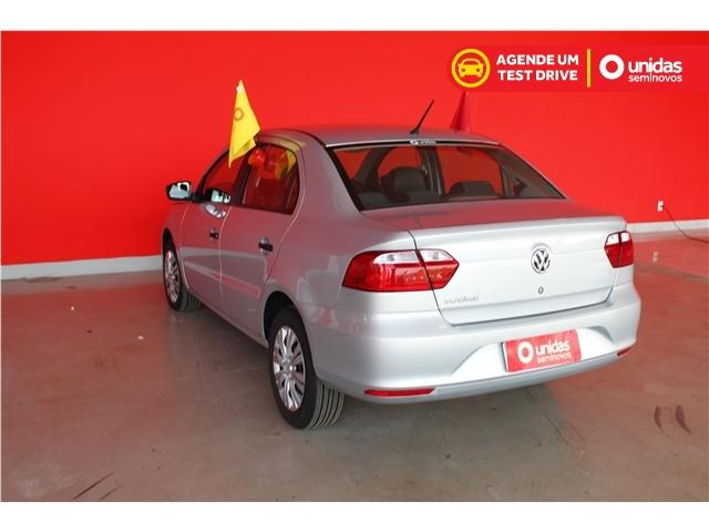 Volkswagen Voyage 2019 1.6 msi totalflex 4p manual - Foto 5