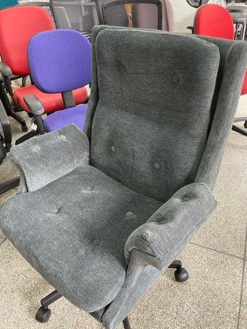 Cadeira / poltrona giratoria presidente   - Foto 3