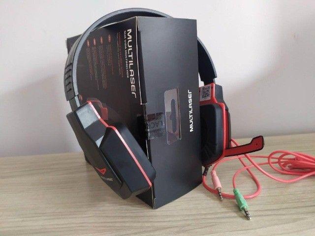 Headset Gamer P2 Stereo Multilaser Ph073