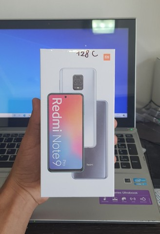 Xiaomi Redmi Note 9 PRO 128GB Cinza - Foto 3