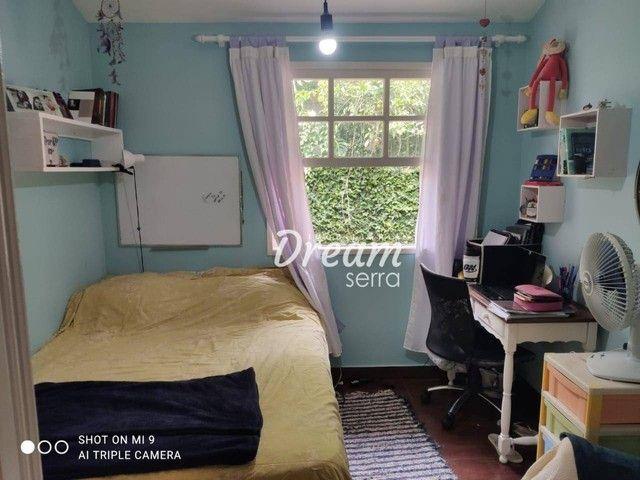 Casa com 4 dormitórios à venda, 117 m² por R$ 600.000,00 - Alto - Teresópolis/RJ - Foto 15