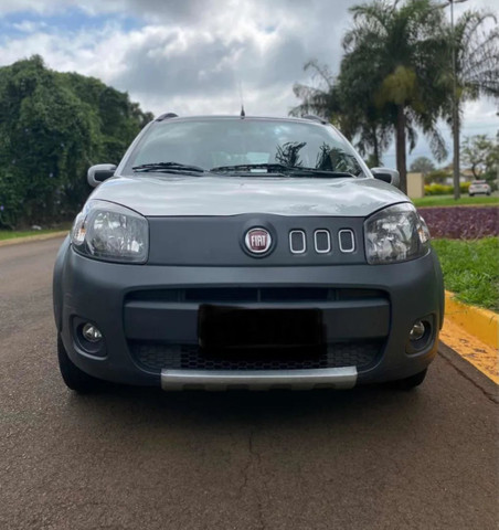 Fiat Uno 1.0 Way Flex (parcelamos) - Foto 6