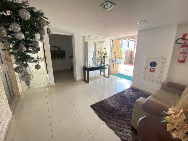 Apartamento com 3 dormitórios para alugar, 101 m²- Manaíra - João Pessoa/PB - Foto 7