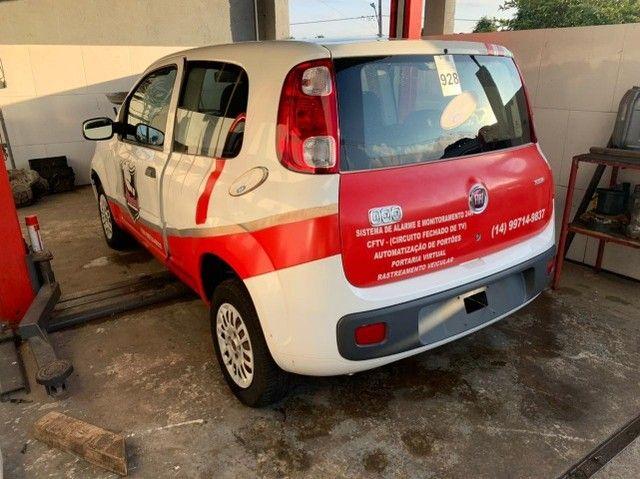 Fiat Uno Vivace 2015 Sucata para retirada de peças - Foto 3