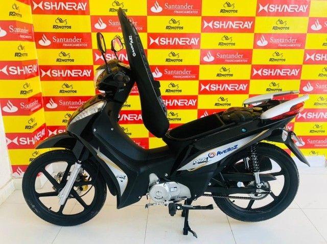 Avelloz AZ1 50cc Zero Km R$ 7.290 Com emplacamento Incluso - R2 Motos Cuiá/Geisel - Foto 7