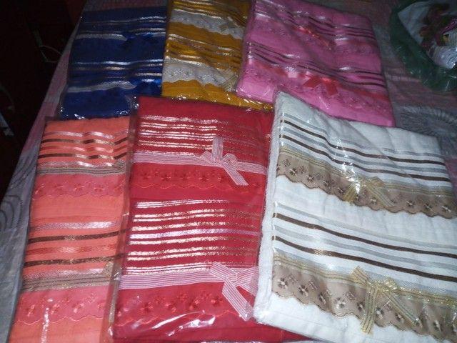 Kit de toalhas ótima qualidade