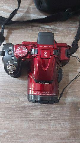 Câmera Nikon P520  - Foto 2