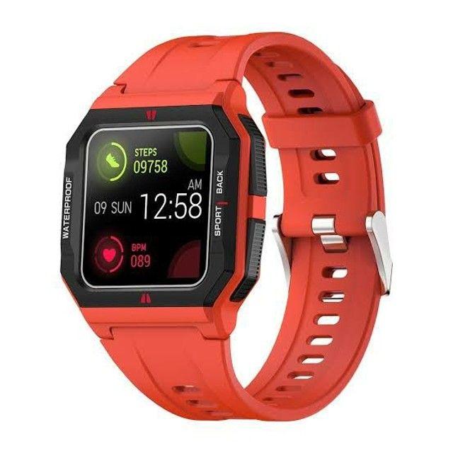 Smartwatch p10 lançamento