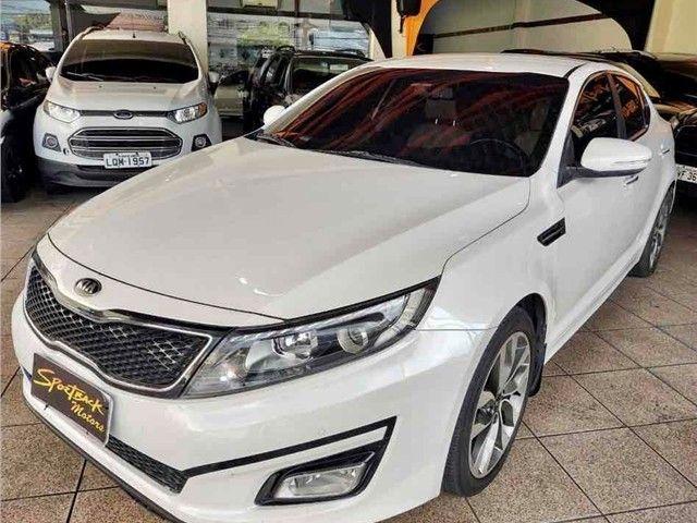 Kia Optima 2015 2.0 ex 16v gasolina 4p automático - Foto 2