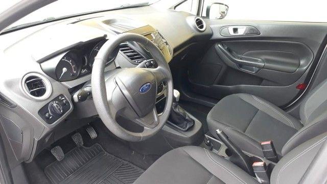 Ford New fiesta 1.6 16V SE 2017 Completo - Foto 14