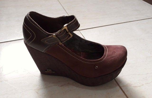 Sapato Plataforma Tam. 37