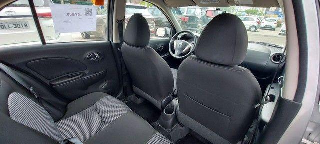Nissan march 1.6 SL flex 2020 - Foto 3
