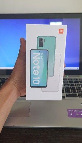 Xiaomi Redmi Note 10 64GB Cinza - Foto 5