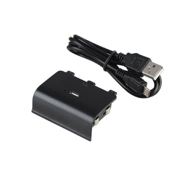 Kit Bateria + Carregador P/ Controle Xbox One Recarregável - Foto 3