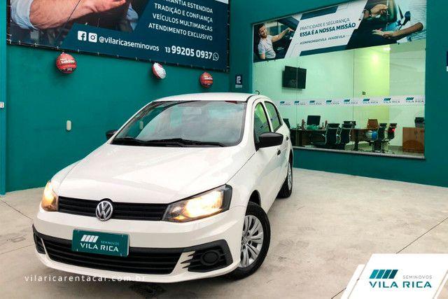 Vila Rica Seminovos VW Gol 1.0 12v MPI TotalFlex Trendline 4P Manual