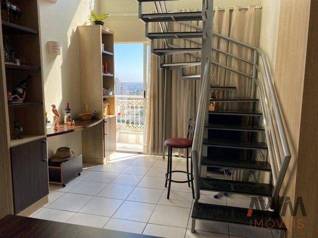 Apartamento Duplex com 2 dormitórios à venda, 79 m² por R$ 420.000,00 - Setor Oeste - Goiâ - Foto 6