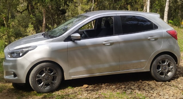 Ford Ka modelo SEL 1.0 - 2015
