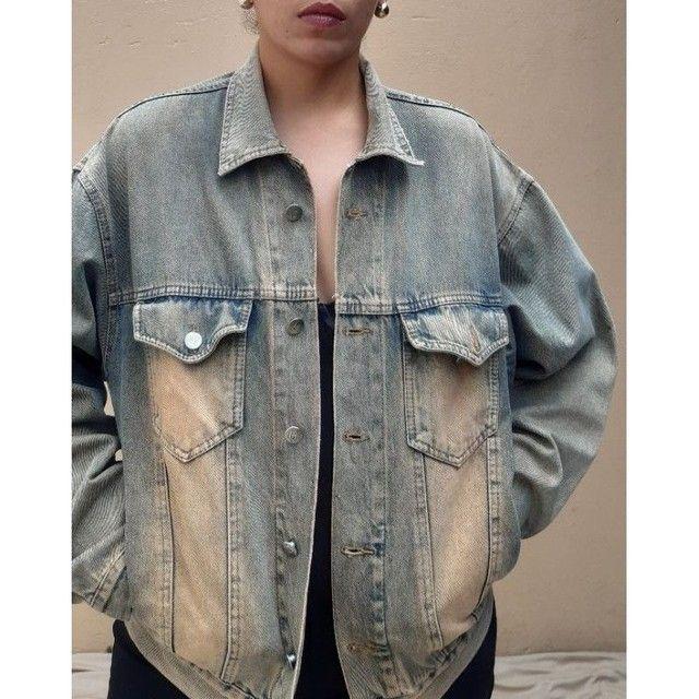 Jaqueta/Calça Jeans