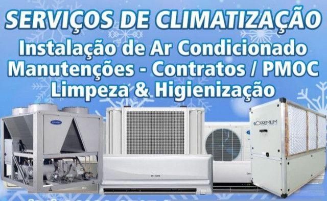 Limpeza e instalação de ar condicionado são Gonçalo - Foto 3