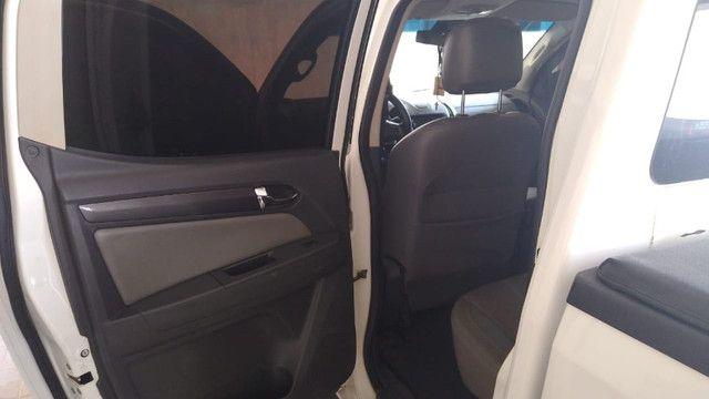 Chevrolet S10 - LTZ 2.8 4x4 - Turbo Diesel Aut - Foto 9