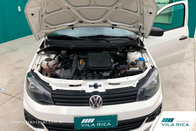 Vila Rica Seminovos VW Gol 1.0 12v MPI TotalFlex Trendline 4P Manual - Foto 6