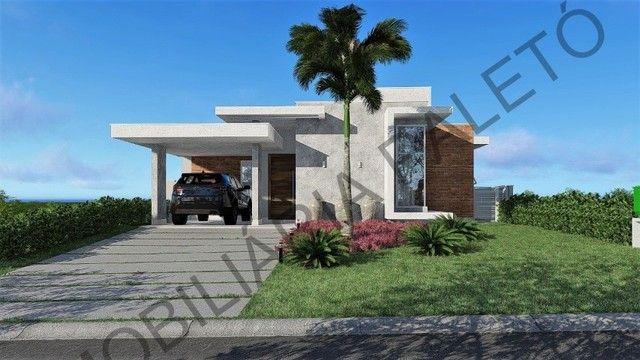 REF 2651 Casa em condomínio fechado, excelente localização, Imobiliária Paletó