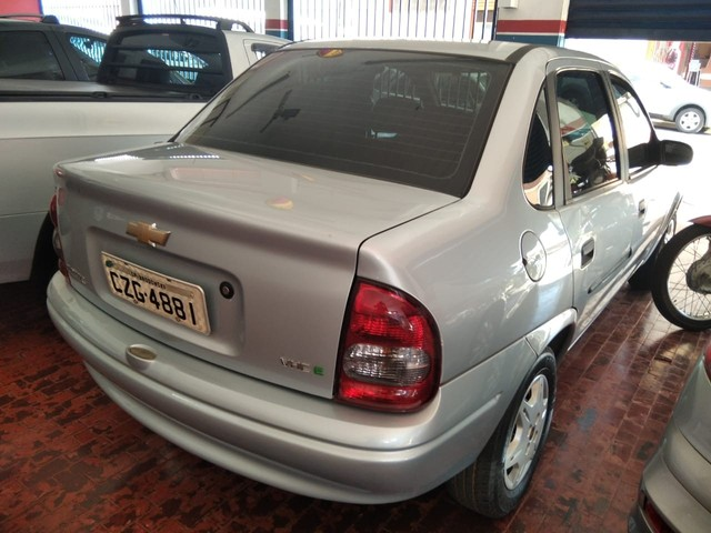 Chevrolet GM Classic Spirit 1.0 Prata - Foto 3