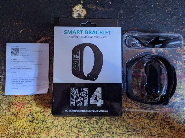 Pulseira Inteligente M4 - Foto 3