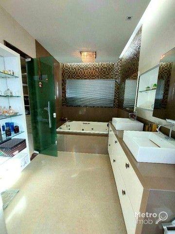 Casa de Condomínio com 5 quartos à venda, 600 m² por R$ 4.800.000 - Cohama - São Luís/MA - Foto 20