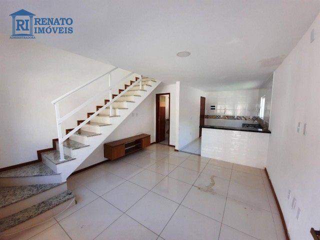 Casa com 2 dormitórios para alugar por R$ 1.200,00/mês - Inoã - Maricá/RJ - Foto 3