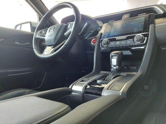 Honda Civic Touring 1.5 16v Turbo 2019 Ùnico Dono!!! - Foto 6