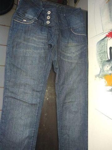 Calças n 36 e 38.. bazar - Foto 4